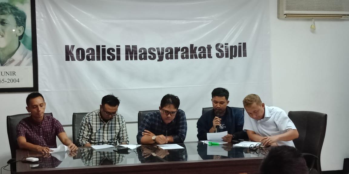 "Koalisi Masyarakat Sipil : Pengangkatan Prajurit TNI dan Perwira Polri Aktif Sebagai Pejabat BUMN Melanggar Hukum"""