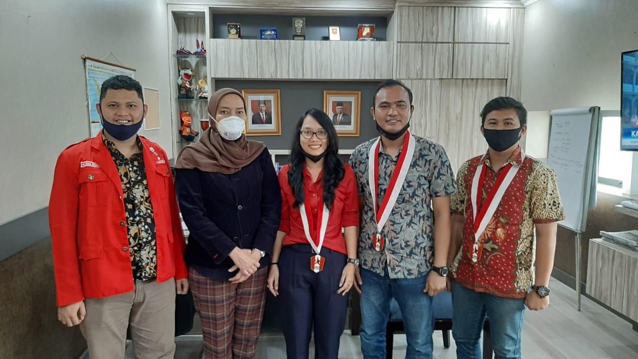 Ke KPU RI, DPP GMNI Sampaikan Masukan Pelaksanaan Pilkada Serentak Lanjutan