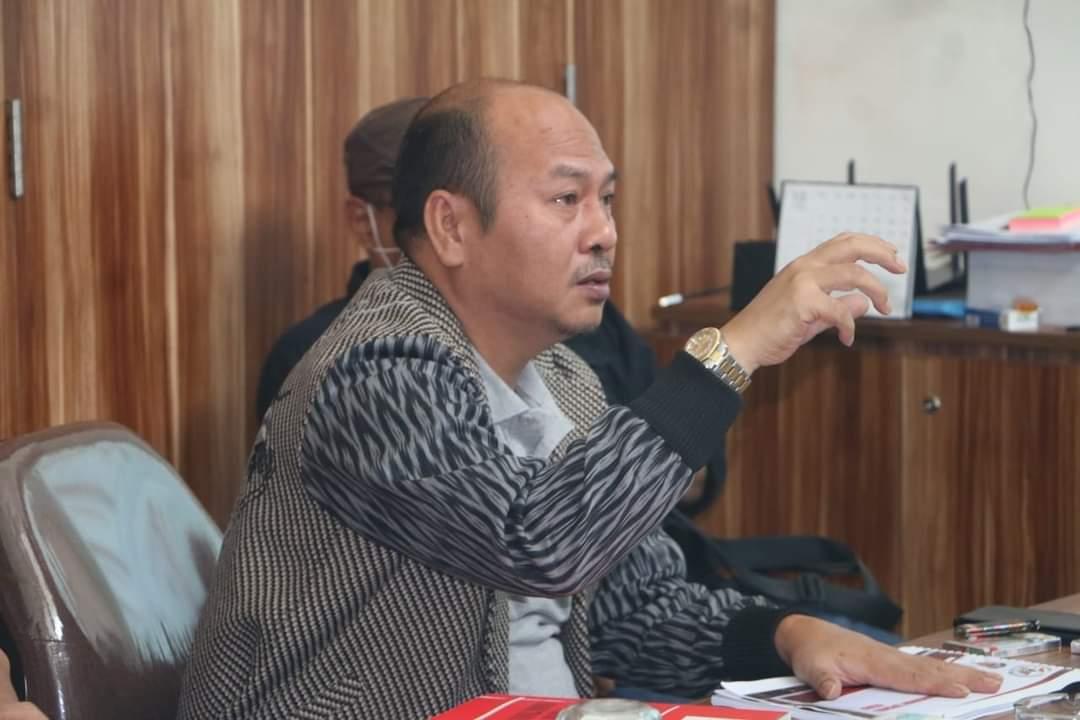 Tarutung : Bupati Tapanuli Utara Raih Peingkat A Penilaian Penyelenggaraan Pemerintahan Daerah Kabupaten/Kota se-Sumut