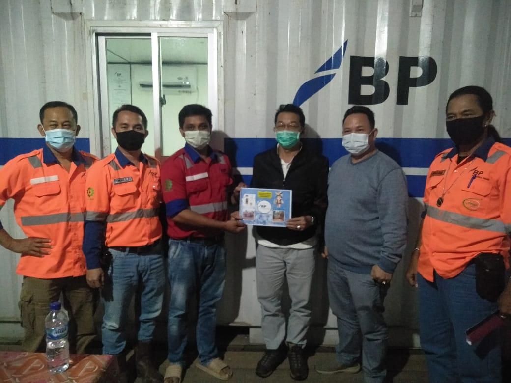 Puruk Cahu : PT. Borneo Prima, RI-PPM 2021 Fokus Program Kesehatan dan Pendidikan.