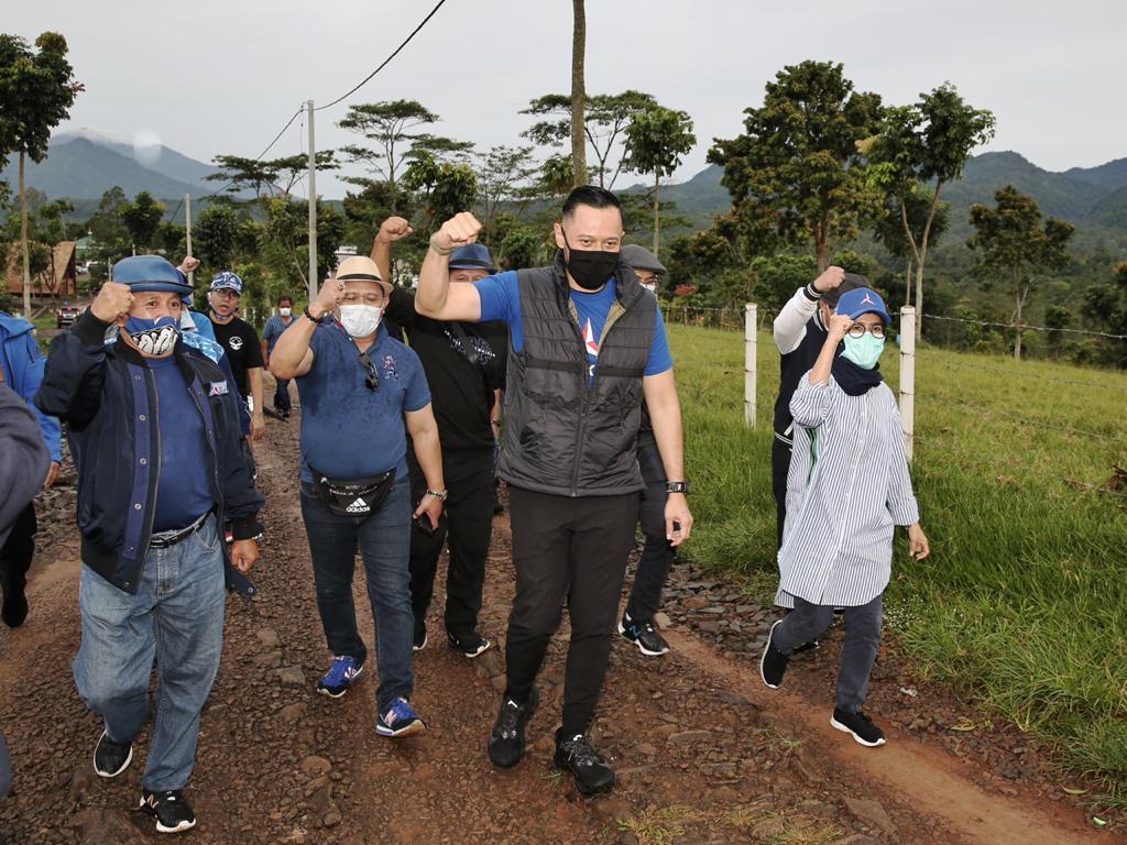 DPD Demokrat Banten : Tatap Muka Bersama Ketum AHY, Kami Solid dan Punya Harga Diri