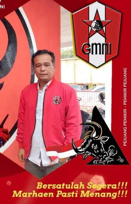 Pematangsiantar: Presidium GmnI 2003-2005 Mendaftarkan diri sebagai Calon Wakil Walikota Pematangsiantar