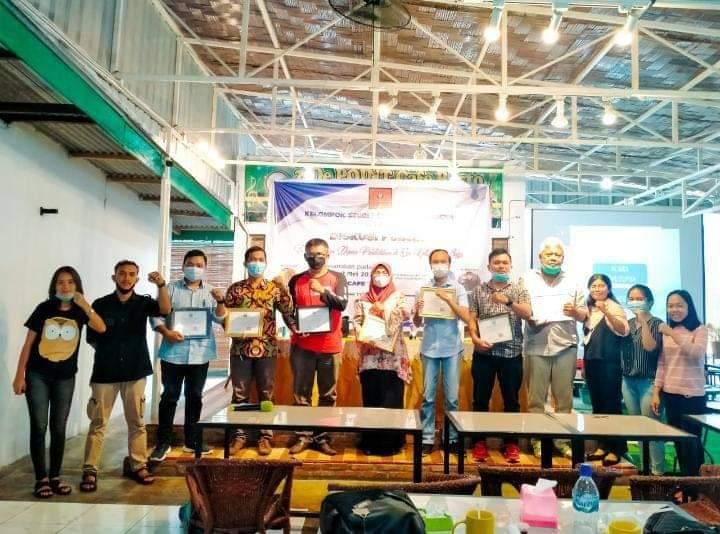 "Kelompok Studi Pendidikan Merdeka (KSPM) menggelar Diskusi Publik ""Masa Depan Pendidikan di Era Kehidupan Baru"""