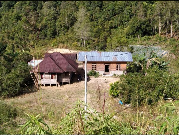 Parmonangan: Listrik sudah Menyala, Dusun Lumbantobing Desa Manalu Dolok Merdeka di Era Kepemimpinan Bupati Nikson
