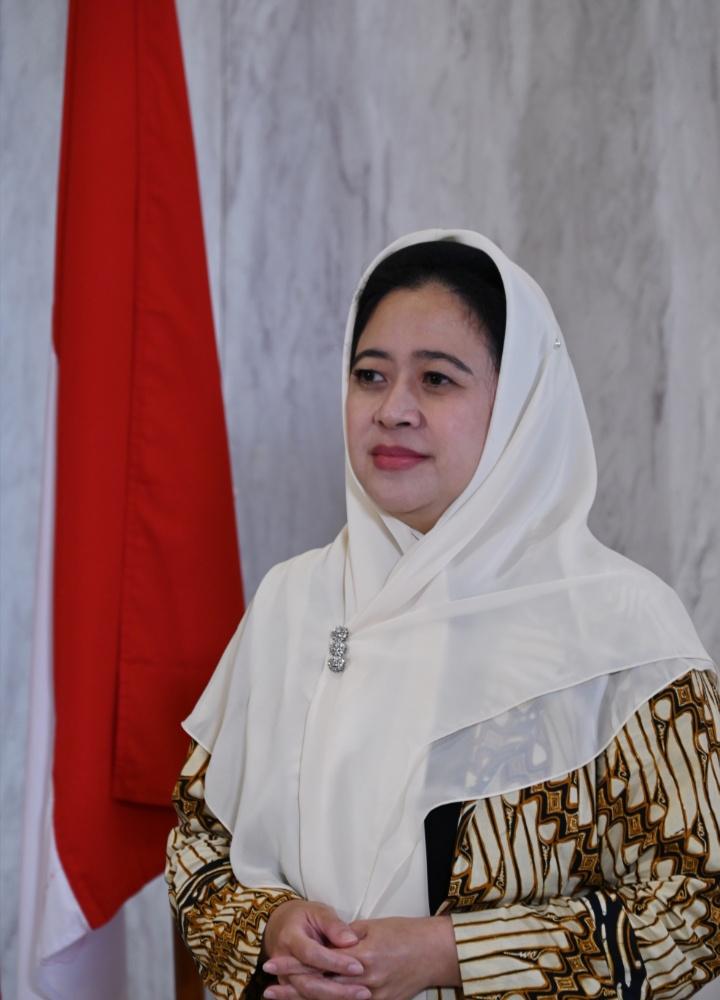 Ketua DPR RI Dr.(H.C) Puan Maharani :  Ajak Pemuda Muhammadiyah Gelorakan Semangat Gotong Royong Atasi Pandemi