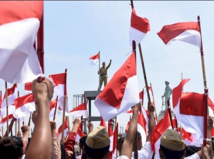 Medan : Ketua DPP GMNI Bidang Politik, Maman Silaban Menghimbau Pimpinan GMNI Medan Untuk Membantu Pemerintah Dalam Menjaga Ketentraman Selama Masa PPKM di Kota Medan