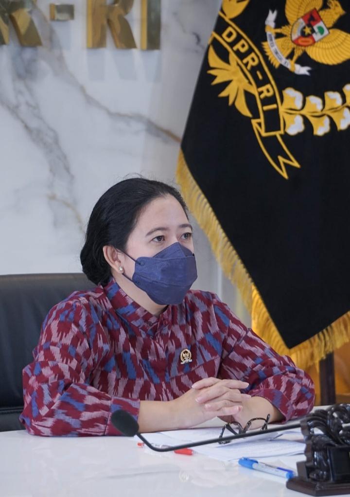 Ketua DPR RI : Puan: Tegakkan Prokes dan Ikut Vaksinasi Penghormatan Tertinggi untuk Para Nakes