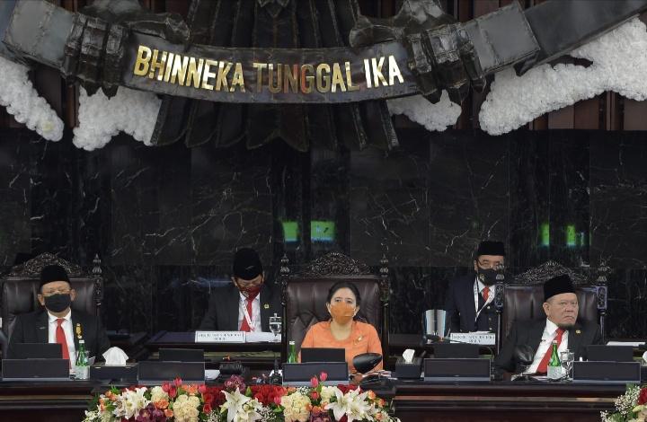 Ketua DPR RI Dr. (H.C) Puan Maharani : Peringati Hari Pramuka, Teruslah Berbakti Tanpa Henti untuk Ibu Pertiwi