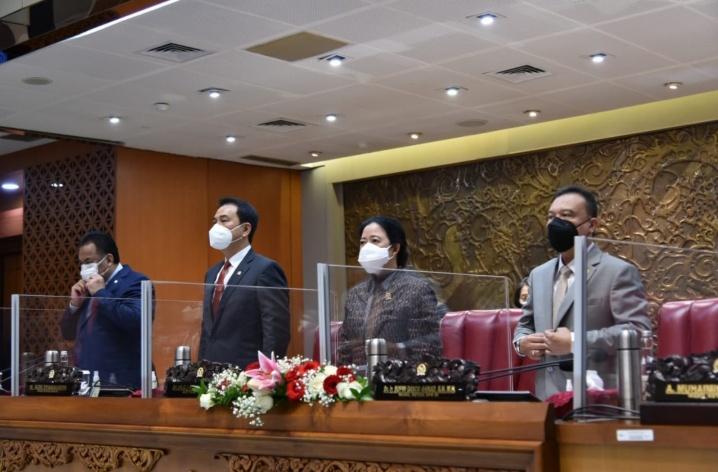 Manado : Ketua DPR RI Dr.(H.C) Puan Maharani, Jangan Pernah Bosan Bicara Kebhinekaan